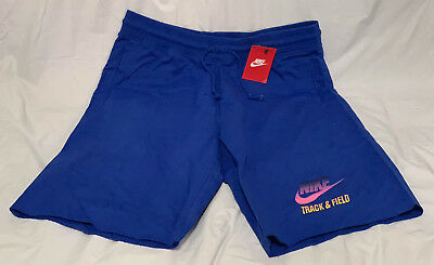 be3802b9ccd2 Nike Men s Sportswear Track And Field Alumni Shorts size Large style  653808-480