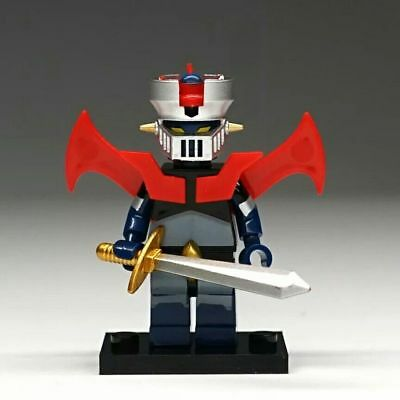 Bloques lego Superheroes Batman, Wonder woman Mazinger Z  + pin superhéroes