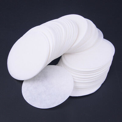350pcs Per Pack White Filters Paper Replacement for Aeropress Coffee Maker 6.3cm