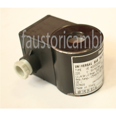 Honeywell Solenoid Coil 402052002 02 Uiversal Series For Gas Valve