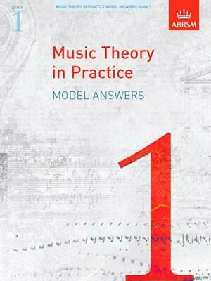 ABRSM: Music Theory in Practice, Grade 1 (Model Answers)  AB1144