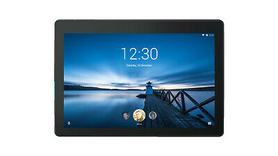 LENOVO TAB E10 WIFI, Tablet , 16 GB, 10.1 Zoll, Slate Black