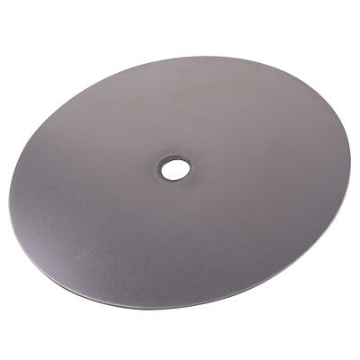 "Grit 600 Diamond Coated 6"" Inch Flat Lap Wheel Lapidary Lapping Polishing Disc"