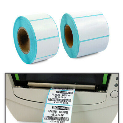 700X/Roll 30*20 40*20 40*30 50*30 60*40mm Adhesive Thermal Label Sticker Paper~