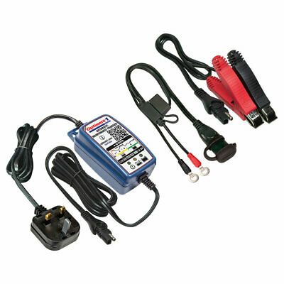 OptiMate 1 Duo Lead Acid,AMG,GEL,Lithium Battery Charger & Maintainer UK 2019