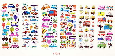 Stars etc KIds Create Reward Sticker Book//Pad 10 A4 Sheets over 1000 Stickers