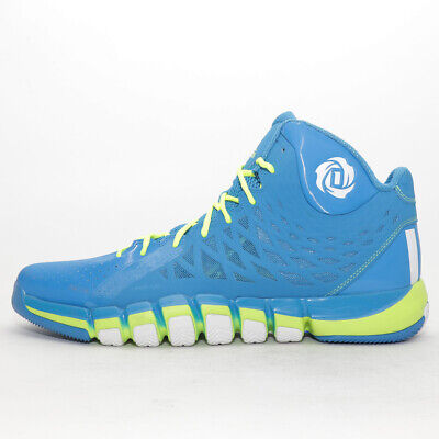 cheap for discount 974e6 44d89 Mens Adidas D Rose 773 Basketball Blue Trainers (TGF25) RRP £129.99 BIG  SIZES