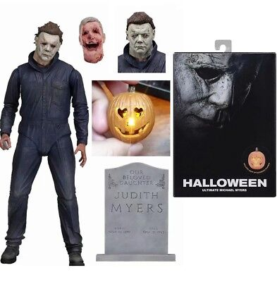 "NECA 2018 Movie Halloween Michael Myers Ultimate 7"" Action Figure Collection Toy"