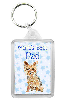 Jack Russell Terrier Dog Keyring Keyfob /'I May Not Be Perfect But.../'Design No1