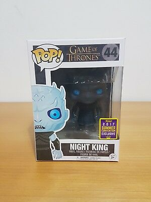 Pop! Game of thrones - Night king Ex Summer convention 2017