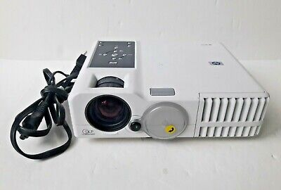 HP mp3220 Portable DLP Projector 2000 Lumens
