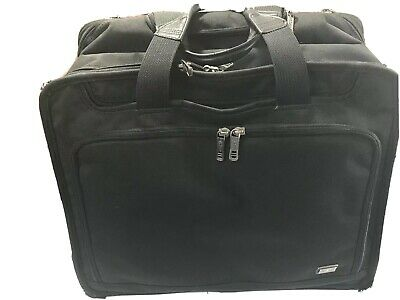 Victorinox Swiss Army Rolling Bussiness Expandable Carry On Travel Luggage