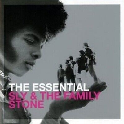"Sly & The Family Stone ""The Essential"" 2 Cd New"