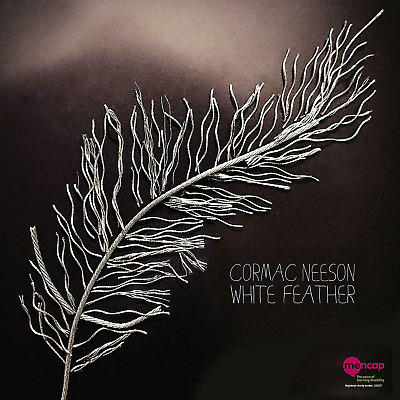 Cormac Neeson White Feather NEW CD - Released 26/04/2019