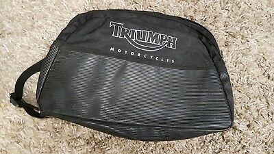 Small Triumph Motorcycles Bag / Holdall / Travel Bag