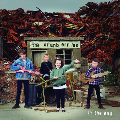 THE CRANBERRIES 'IN THE END' NEW CD - Released 26/04/2019