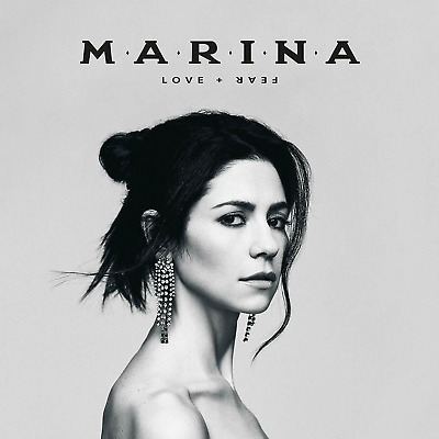 MARINA 'LOVE + FEAR' NEW CD - Released 26/04/2019
