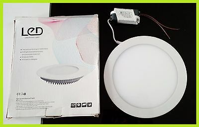 Spot Encastrable LED Downlight Panel Extra-Plat 18W Blanc Froid