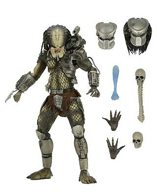 "Predator - 7"" Scale Action Figure - Jungle Hunter Ultimate Figure - NECA"