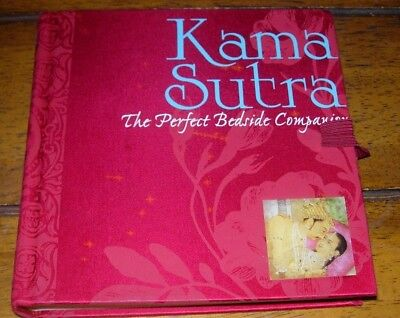 Kama Sutra: The Perfect Bedside Companion by Black Dog & Leventhal Publishers
