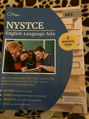 NYSTCE ENGLISH LANGUAGE Arts CST (003) Study Guide: Rapid Review