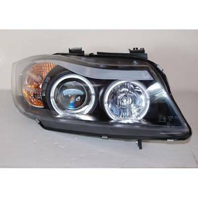 Fari Angel Eyes BMW serie 3 E90 2005-2008