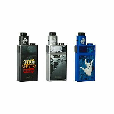 CUSTOM SQUONK BOX , dual 18650 parallel - £70 00 | PicClick UK