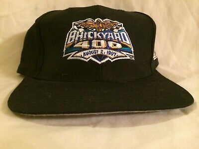 Vintage Brickyard 400 August 2, 1997 NASCAR Cap