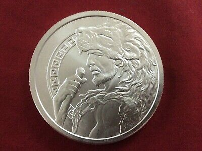 5 oz .999 Fine Silver Round The 12 Labors of Hercules - Provident Metals