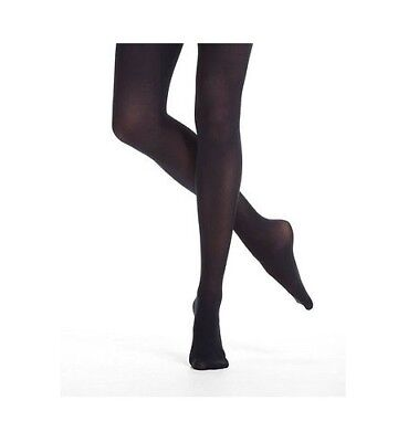 Capezio Plus Size Hold /& Stretch Footed Tight for Women New Style 1862 1X or 2X