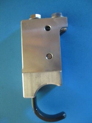Wow!!   Unisaw Fence, Rear Clamp Block - All New Billet Aluminum  - Free Freight