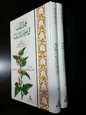 Antiqe Arabic Medical Book. Medicines Plantes Herbs By Abou Lkhayr De Sevillie.