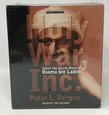 Holy War, Inc  Inside the Secret World of Osama bin Laden Audible Audiobook CD