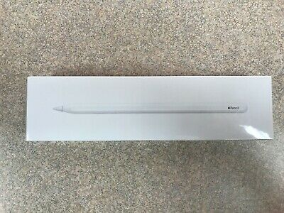 NEW Apple Pencil (2nd Generation) w/ Bluetooth Wireless Connectivity White
