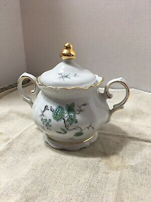 WINTERLING BAVARIA GERMANY SUGAR BOWL DISH Excellent Condition Vintage CHINA TEA