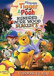 My Friends Tigger & Pooh: Hundred Acre Wood Haunt (DVD, 2008) NEW