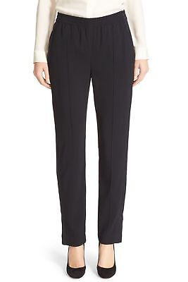 Theory Viewpine C Bergen Ankle Zip Pant Sandy White 6 NWT $325