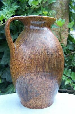 Vintage SCHEURICH Art Pottery Vase Pitcher 603 20 West Germany