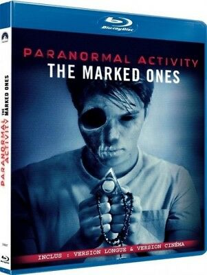 Paranormal Activity, The Marked Ones (Blu-Ray Nuevo en Blíster)