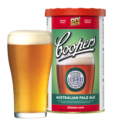 Coopers International Australian Pale Ale Beer Extract - Home Brew
