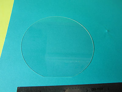 Optical Sapphire Single Crystal Wafer Z-Cut Laser Optics Bin#b2-16