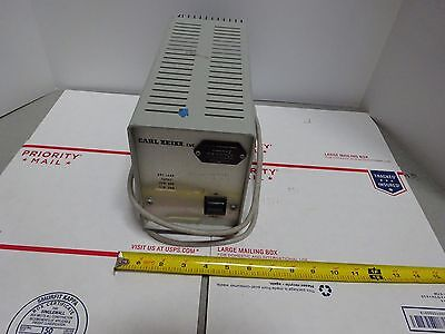 Zeiss Lamp Power Supply Illuminator Model Hbo Bin#Tc-1
