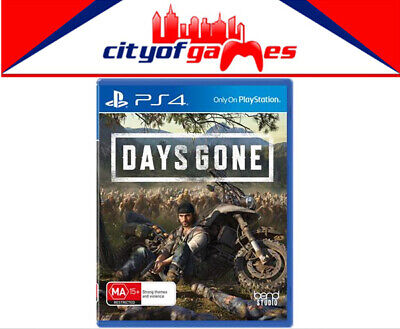 Days Gone PS4 Game Brand New & Sealed