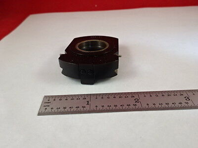 Microscope Part Zeiss Polarizer Objective Holder Pol Optics As Is #X6-B-11