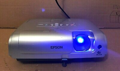 Epson LCD Projector EMP-S4Working