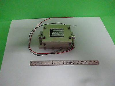 Rf Microwave Frequency Electronics Fe-5620A Power Amplifier As Is Bin#Y1-04