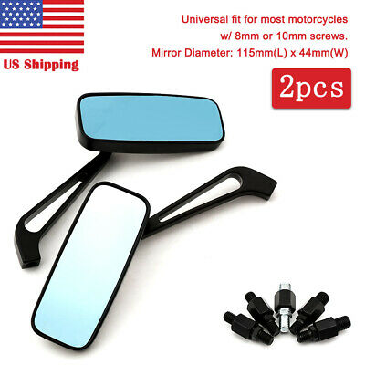 Side Rearview Mirror For Suzuki Boulevard M109R M50 M90 M95 C109R C50 C90 Auto Parts & Accessories