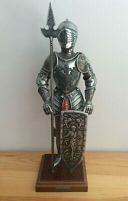 *New* Decorative Collective Full Body Suit Of Armour From Toledo Spain