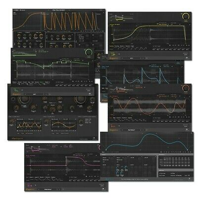 Cable guys Shaperbox Bundle Great Plugin Bundle eDelivery! VST FX BUNDLE