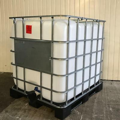 Reconditioned Clean 1000 Litre IBC - Water/Liquid/Fuel Storage Containers/Tanks